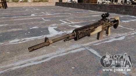 Selbstladegewehr Mk 14 Mod 0 EBR für GTA 4