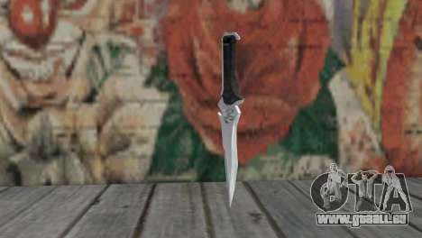 Couteau Krauzera pour GTA San Andreas
