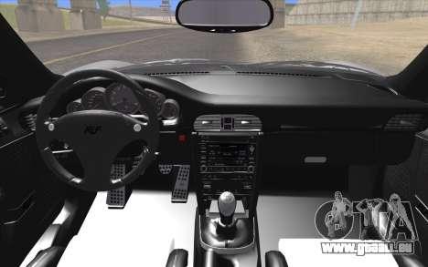 RUF RT12R pour GTA San Andreas