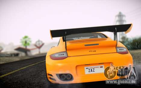RUF RT12R pour GTA San Andreas vue de côté