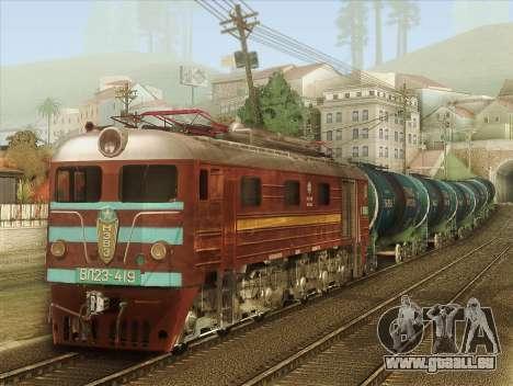 VL23-419 für GTA San Andreas