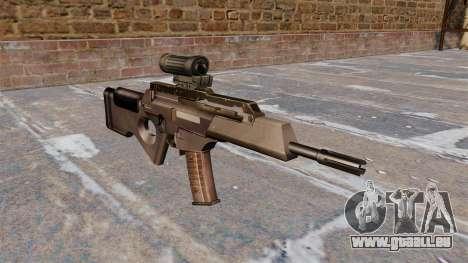 HK SL8 Gewehr der Bullpup für GTA 4