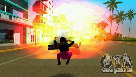 Rocket Launcher UT2003 GTA Vice City pour la troisième écran