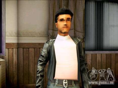 Der Bandit von GTA Vice City für GTA San Andreas dritten Screenshot