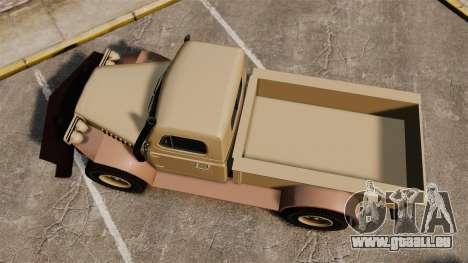 GTA V Bravado Duneloader für GTA 4 rechte Ansicht