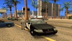 Ford Crown Victoria Police LV