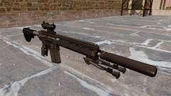 HK417 Gewehr
