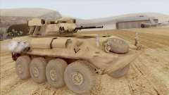 LAV-25 Desert Camo