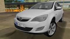 Opel Astra 2011 pour GTA Vice City