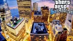 Loadscreens New-York pour GTA San Andreas