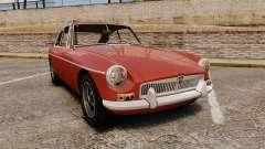 MG MGB GT 1965