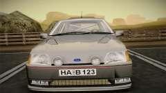 Ford Fiesta Mk3 XR2i