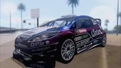 Ford Fiesta RS WRC 2013