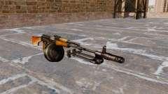 La mitrailleuse RPK-74