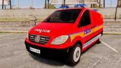 Mercedes-Benz Vito Metropolitan Police [ELS]