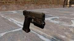 Ladewagen Pistole Glock 20