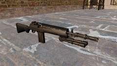 Das halbautomatische Gewehr M14