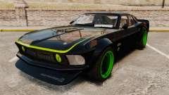 Ford Mustang RTRX für GTA 4