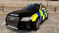 Audi S4 Police [ELS]