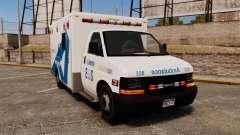 Brute Ambulance Toronto [ELS]