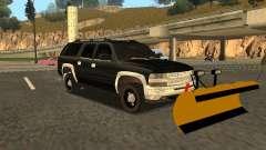 Chevrolet Suburban SUV pour GTA San Andreas