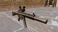 Maschinenpistole HK MP5SD2