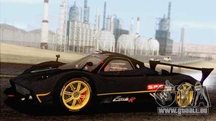 Pagani Zonda R SPS v3.0 Final für GTA San Andreas