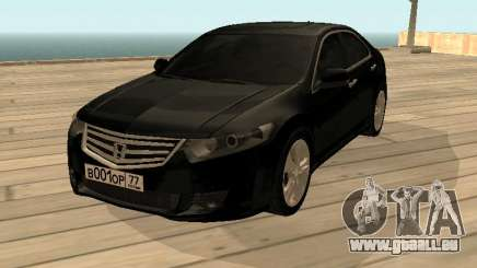 Honda Accord 2010 V2.0 für GTA San Andreas