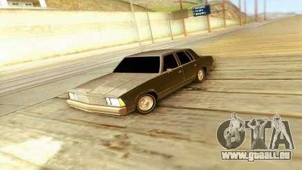 Chevrolet Malibu 1981 für GTA San Andreas