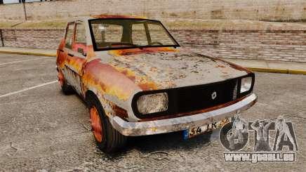 Renault 12 Toros v2.0 Rusty pour GTA 4