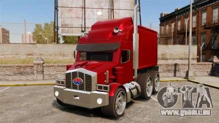 Mini camion pour GTA 4