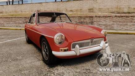 MG MGB GT 1965 pour GTA 4