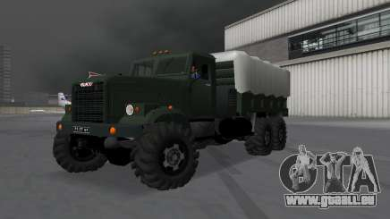 KrAZ-257 für GTA Vice City
