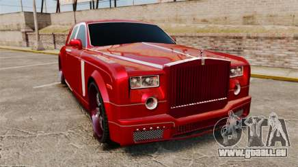 Rolls-Royce Phantom Mansory pour GTA 4