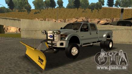 Ford F-450 pour GTA San Andreas