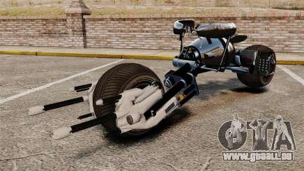 Bètmotocikl Bètpod pour GTA 4