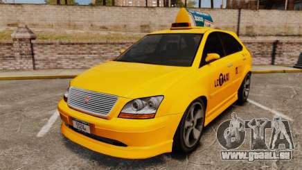 Habanero Taxi pour GTA 4