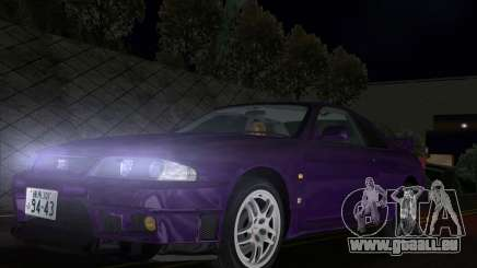 Nissan SKyline GT-R BNR33 pour GTA Vice City