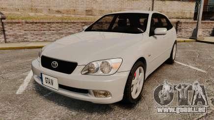 Toyota Altezza Gita für GTA 4