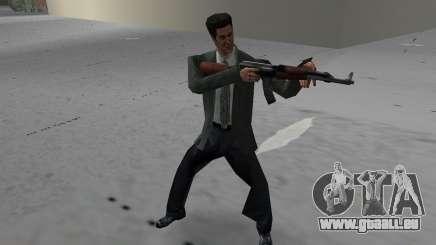 Kalashnikov pour GTA Vice City