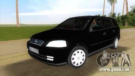 Opel Astra G Caravan 1999 pour GTA Vice City