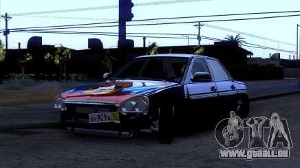 LADA 2170 BPAN pour GTA San Andreas