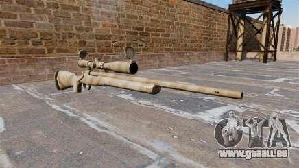 Le fusil de sniper M24 SWS pour GTA 4