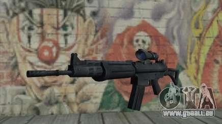 FN FNC pour GTA San Andreas