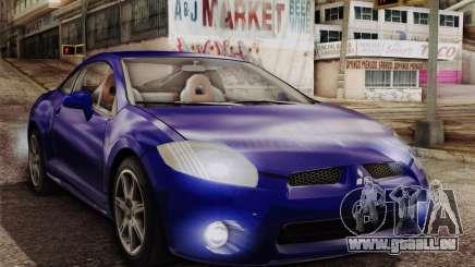 Mitsubishi Eclipse GT v2 für GTA San Andreas