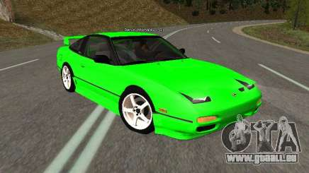 Nissan 240SX Drift Version pour GTA San Andreas