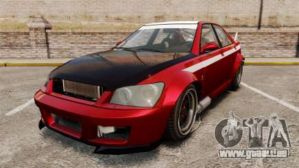 Sultan RS Sedan pour GTA 4
