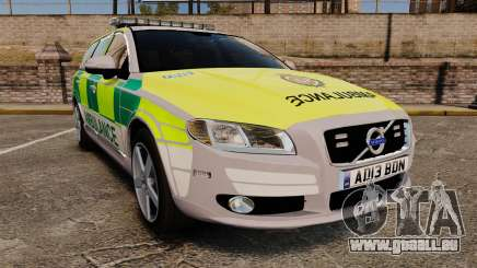 Volvo V70 Ambulance [ELS] für GTA 4