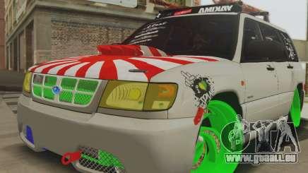Subaru Forester JDM pour GTA San Andreas