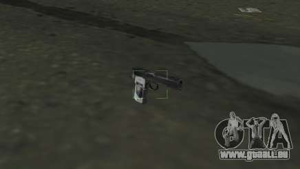 "Colt 1911 ""Stallone cobra"" für GTA Vice City"
